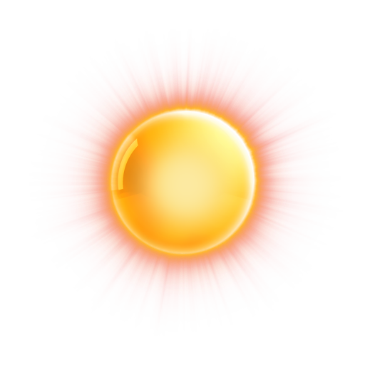 Mostly Sunny Icon